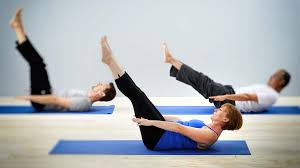 Plazas libres Pilates